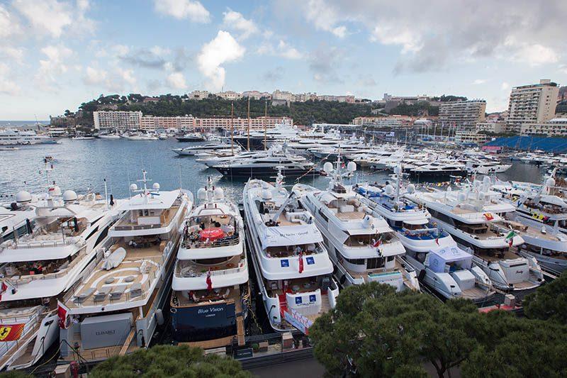 Formula 1 weekend Monaco I Credit: My Yacht Group