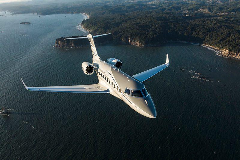 Der Gulfstream Jet G280