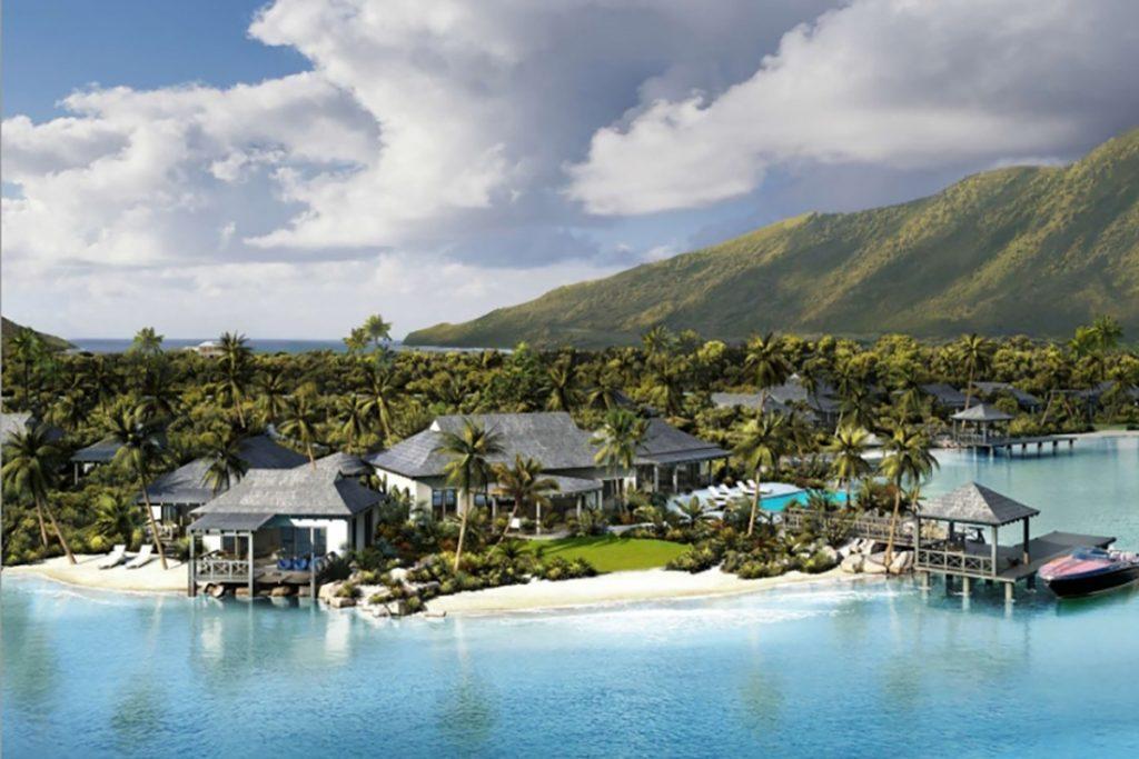 Yachtlife für UHNWI's – Christophe Habour auf St. Kitts